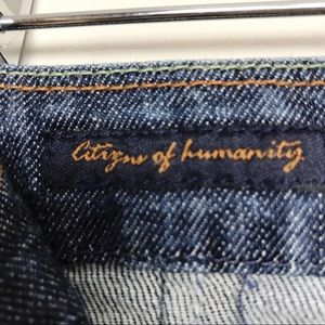 Citizens Of Humanity Jeans - Citizens of Humanity Kate #066 Stretch Jeans Sz 25